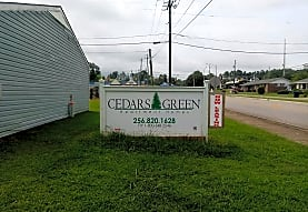 Cedars Green Apartments, Anniston, AL