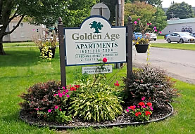 Golden Age Apartments, Norwich, NY