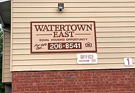 Watertown East Apartments, Watertown, WI