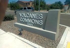 Volcanes Commons, Albuquerque, NM