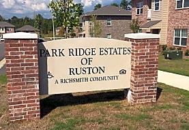 Park Ridge Estates Ruston, Ruston, LA