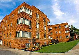 Highland House Apartments, Lakewood, OH