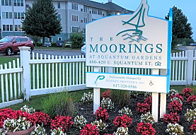 The Moorings At Squantum Gardens, Quincy, MA