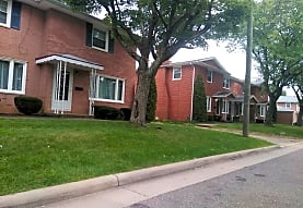 Glenwood Townhouses, Canton, OH