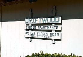 Driftwood Garden, Livermore, CA