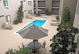 El Patio Apartments, Glendale, CA
