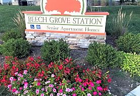 BEECH GROVE STATION SENIOR APARTMENT HOMES, Beech Grove, IN