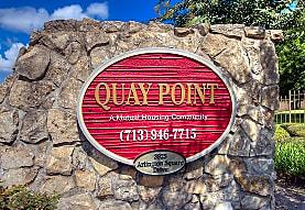 Quay Point Apartments, Houston, TX