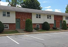 Park Square Townhouses, Westfield, MA