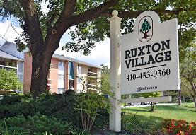 Ruxton Village, Towson, MD