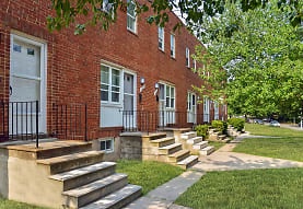College Gardens Apartments & Townhouses, Baltimore, MD