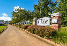 The Colony Apartment Homes, Columbus, MS