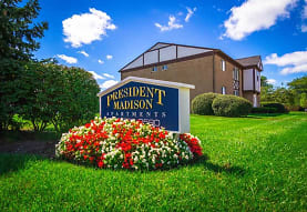 President Madison Apartments, Madison Heights, MI