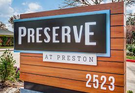 Preserve At Preston, Plano, TX