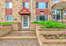 Cottage Terrace Apartments, Saint Paul, MN
