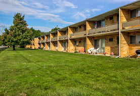 Country Club Apartments, Oregon, OH