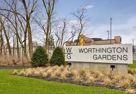 Worthington Gardens, Columbus, OH