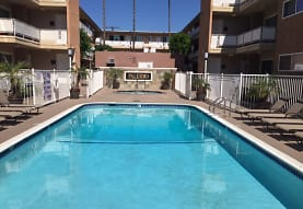 Palermo Apartments, Torrance, CA