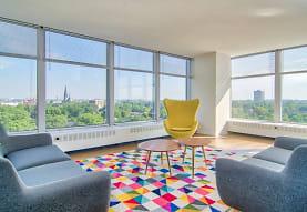 Lafayette Towers, Detroit, MI
