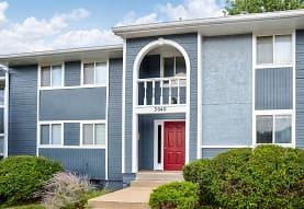 University Villa Apartments, Kansas City, KS