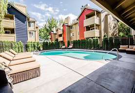 Cambridge Apartments, Puyallup, WA