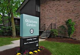 Oklahoma Gardens, Milwaukee, WI