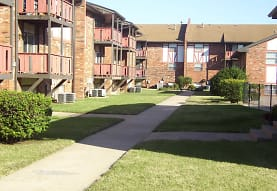 Winchester West Apartments, Enid, OK