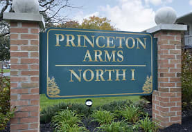 Princeton Arms Apartments North & South, East Windsor, NJ