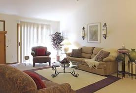 Hampton Apartments, Monroe, MI