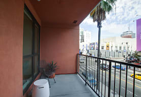 El Centro Apartments Bungalows Hollywood Ca 90028