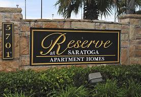 The Reserve at Saratoga, Corpus Christi, TX