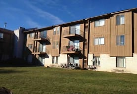 Pine Aire Apartments, Southfield, MI