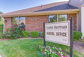 Cedar Springs, Louisville, KY