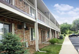 Davis Creek Apartments, Portage, MI