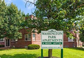 Washington Park Apartments, Camden, NJ
