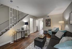 Brookhill Townhouse Apartments, Raleigh, NC