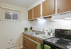 Colonial Townhouse Apartments, Willimantic, CT