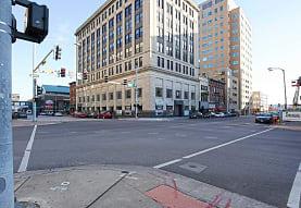 Union Arcade Apartments, Davenport, IA