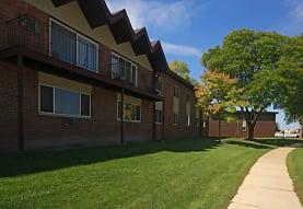 Garden Pool Apartments, Milwaukee, WI