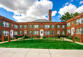 Skyland Apartments, Washington, DC