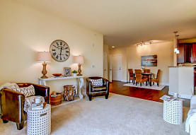 living room with carpet, Copper Creek Apartments