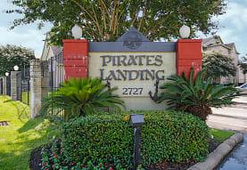 Pirates Landing, Seabrook, TX