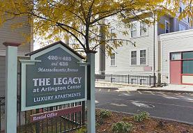 The Legacy At Arlington Center, Arlington, MA
