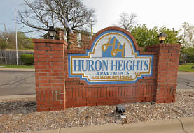 Huron Heights & Ridge, Ypsilanti, MI