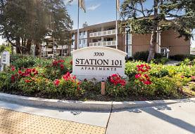 Station 101, Santa Clara, CA