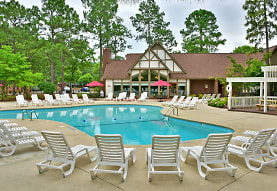 Lake in The Pines Apartments, Fayetteville, NC