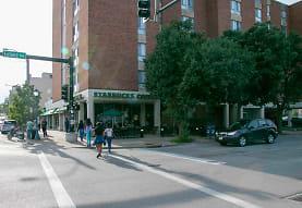 University Square Apartments, Saint Louis, MO