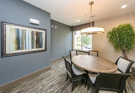 dining room featuring natural light, District at Medical Center