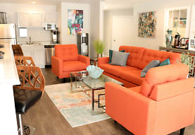 The Seville Apartments, San Antonio, TX