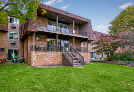 Kent Village Apartments, Kent, OH